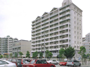 UR シティハイツ尼崎駅前 706号室 外観