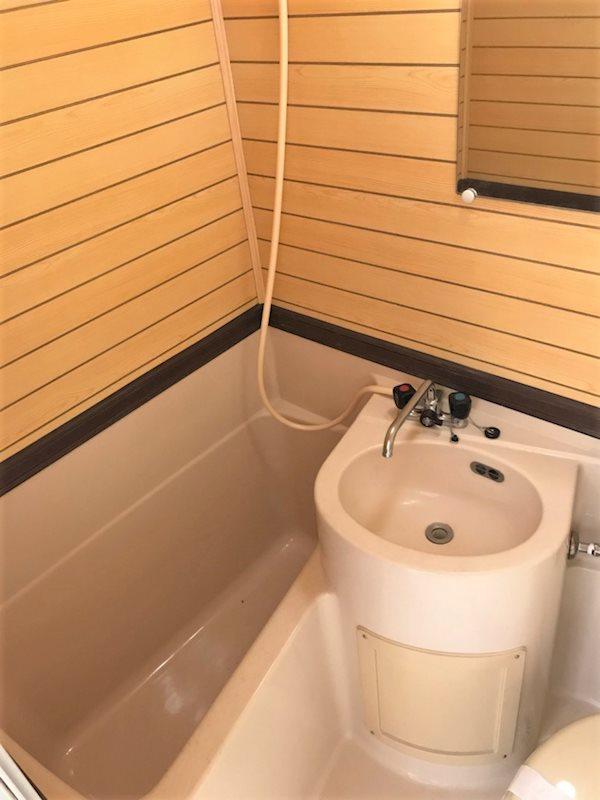 コーポミナミ 風呂画像