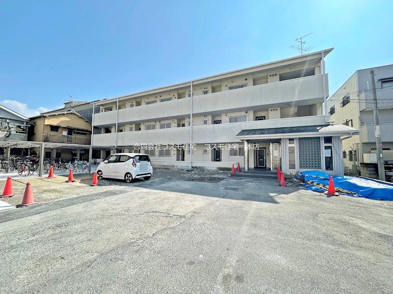 マンション辻田 駐車場