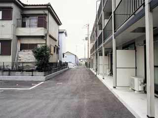 エトワール(恩智北町) 駐車場