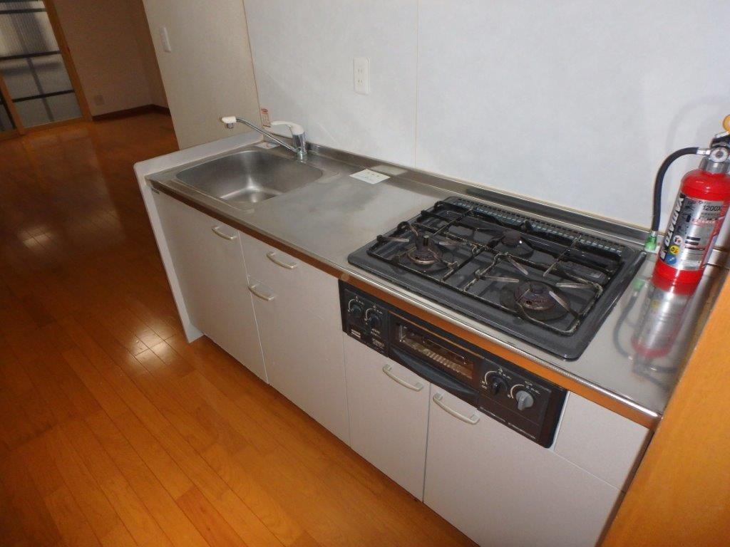 ハイツパイロン キッチン