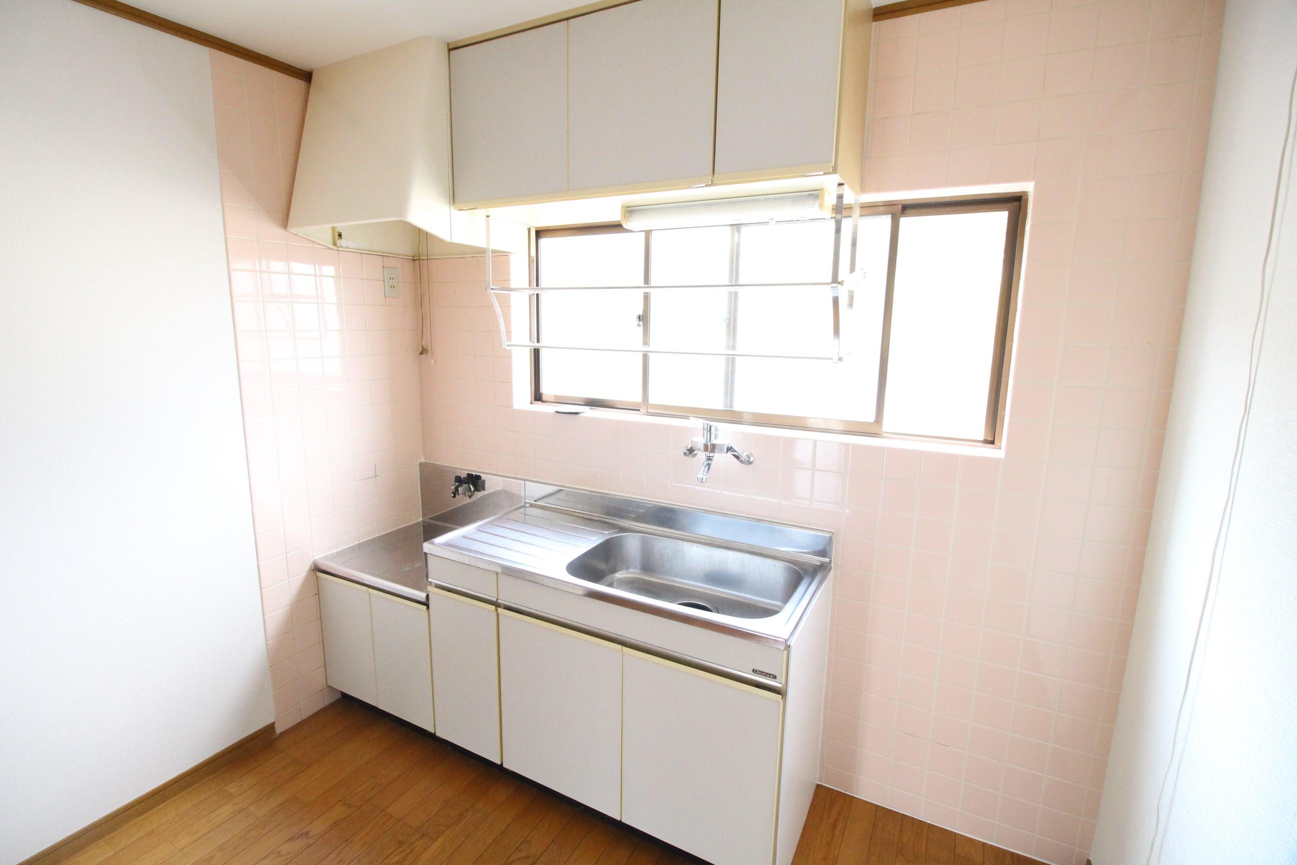 西大坪Mアパート キッチン