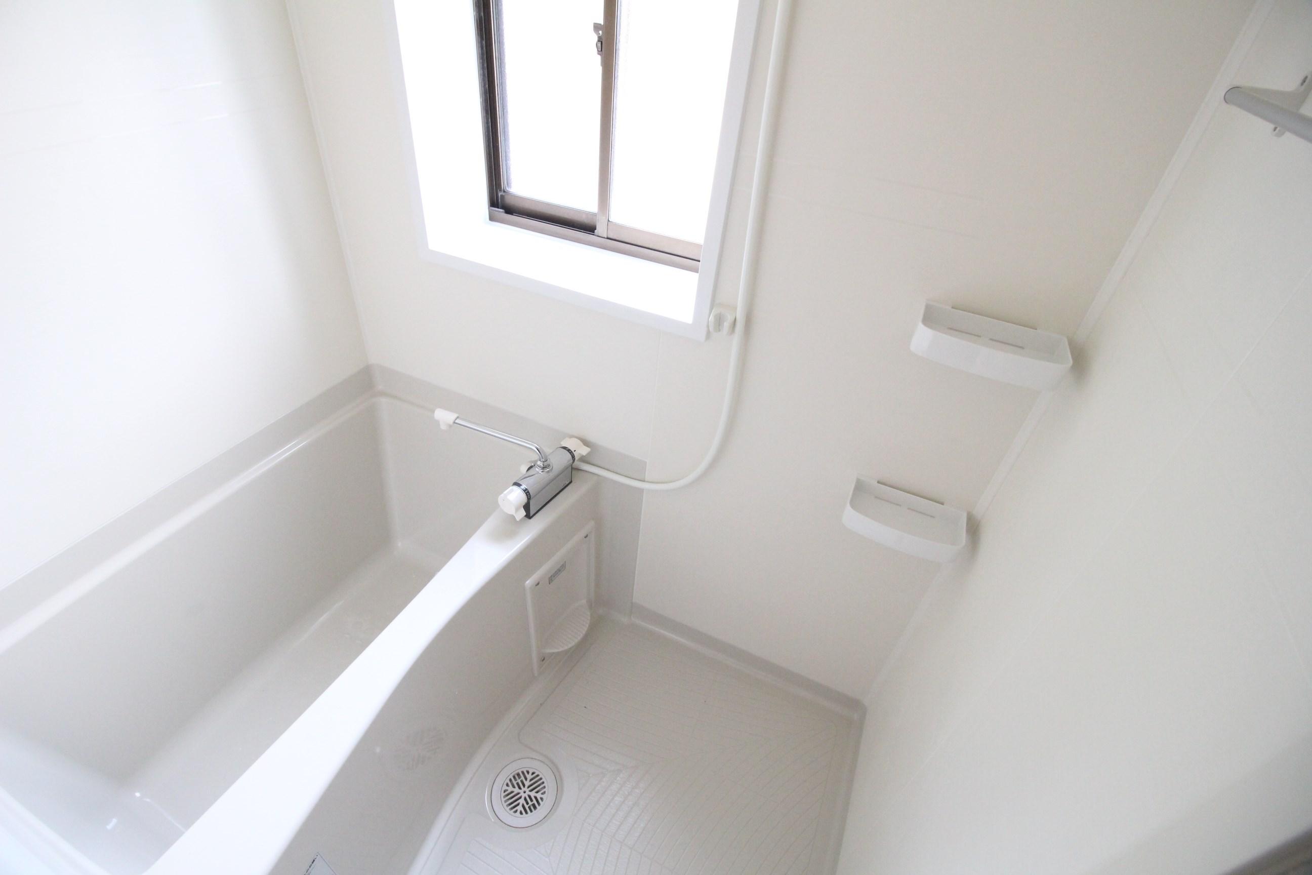 西大坪Mアパート 風呂画像