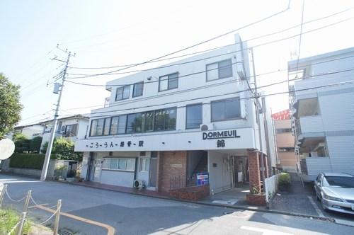ドミール錦店舗 1号室 外観