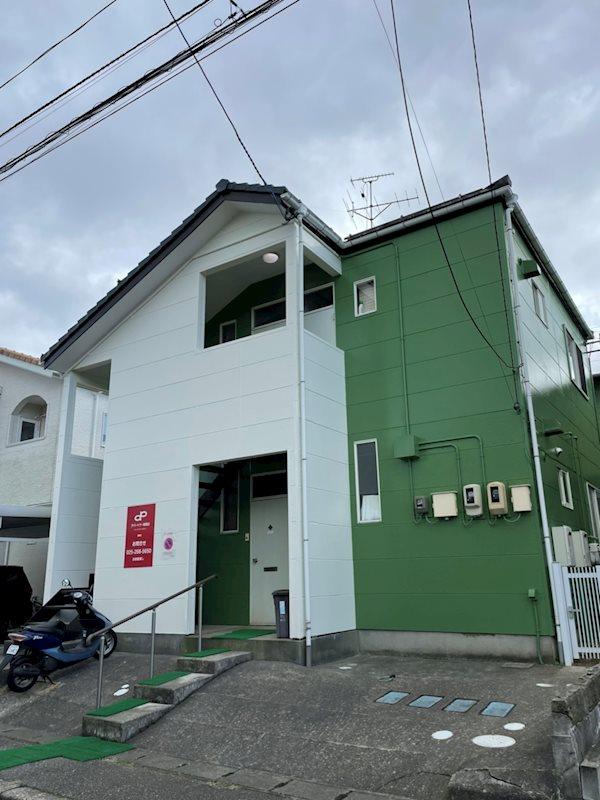 グリーン坂井 外観写真