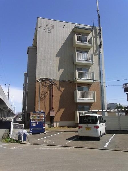 JK-6宮沖 302号室 外観