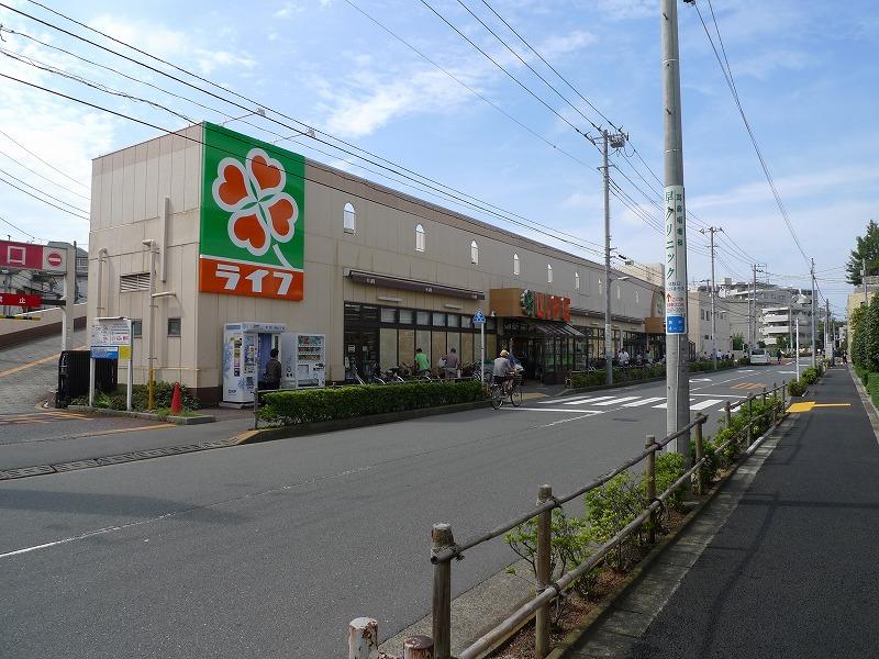 ライフ 中野新井店