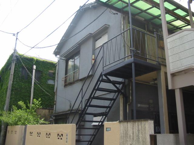 ジュネス中野本町(旧寿楽荘) 103号室 外観