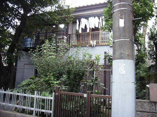 東京都中野区沼袋1丁目 外観