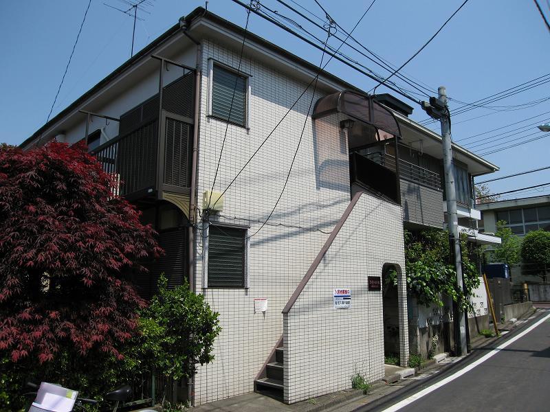 ファミール矢島 201号室 外観