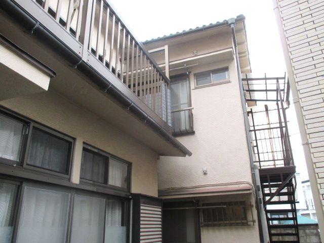 東京都中野区新井3丁目 外観