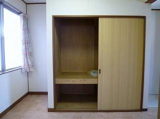 千田方 ベッドルーム