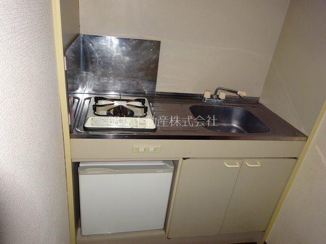 ブァイデビルTWO キッチン