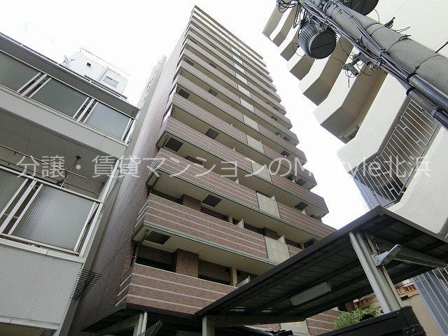 レジュールアッシュ梅田イースト 外観写真