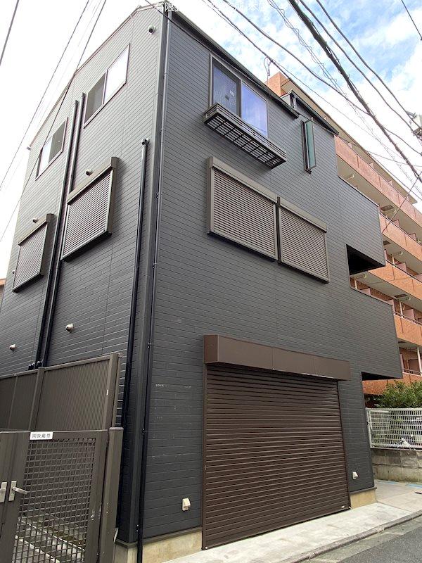 ライズビーアパートキョウドウ 2階号室 外観