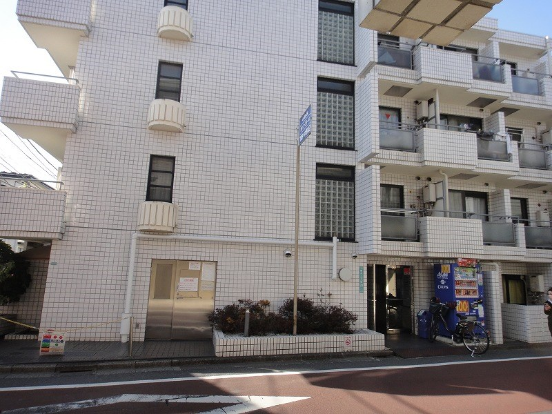 TOP中野第2 313号室 外観
