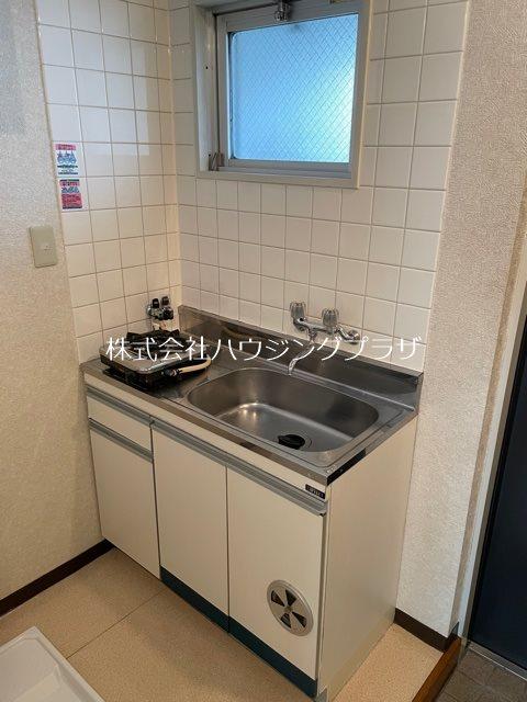 ベラパラッシオ田中 キッチン