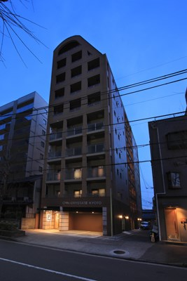 CMMクリステート京都 1002号室 外観