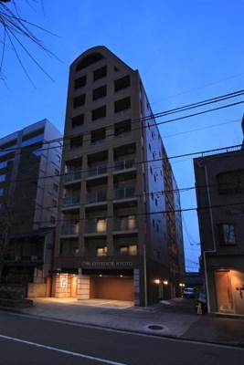 CMMクリステート京都 1001号室 外観