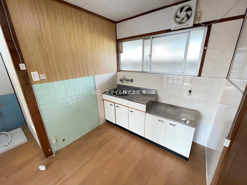 深川アパート キッチン