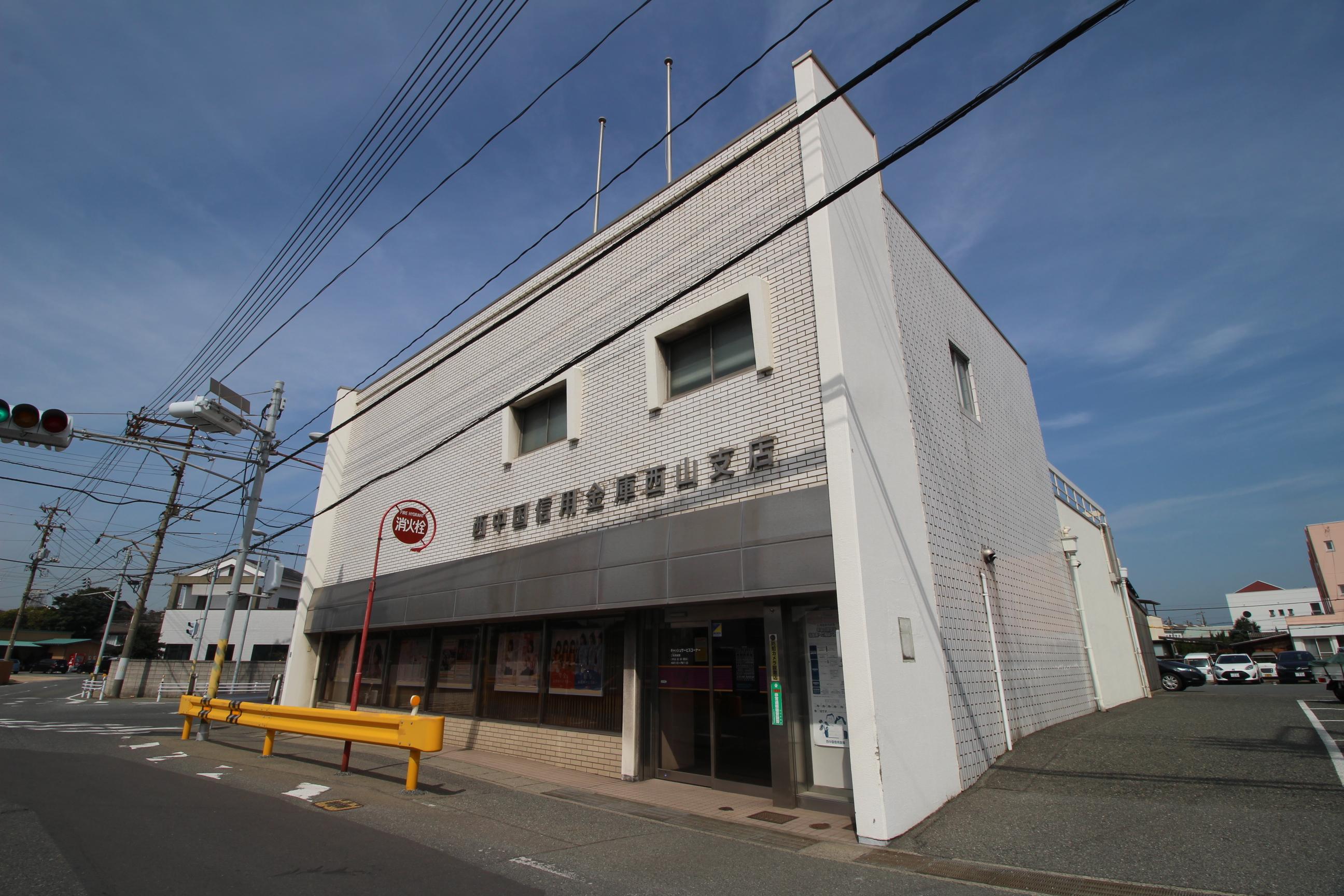 迫町S第2駐車場 周辺画像9