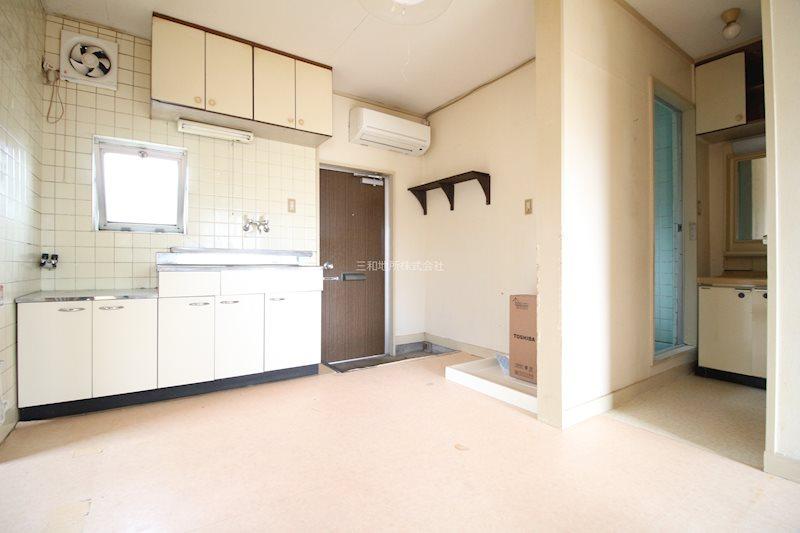 西村アパート キッチン