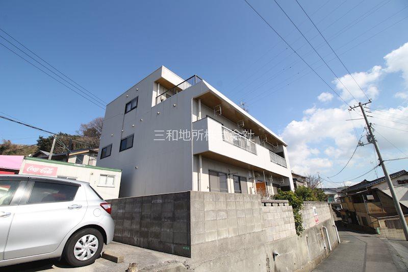 島田アパート 201号室 外観