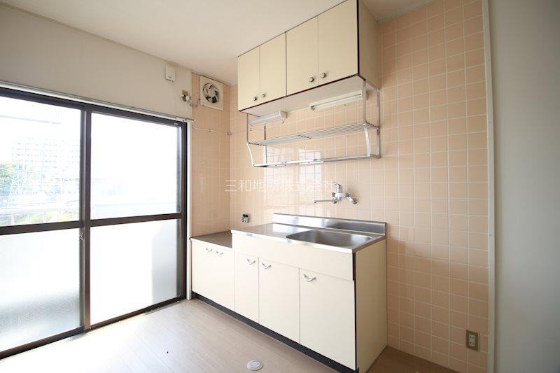島田アパート キッチン