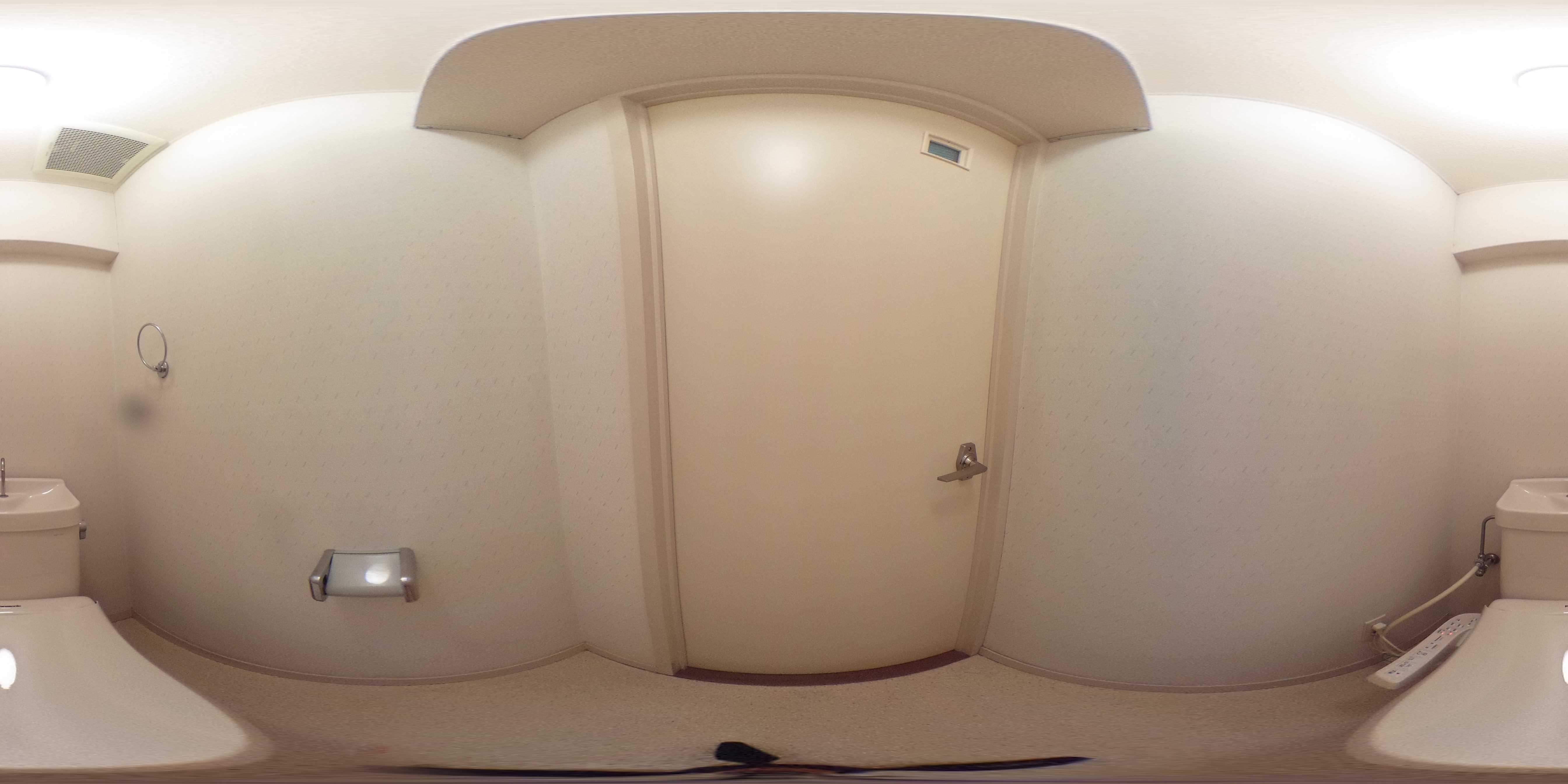 ジョイフル第5祝谷 トイレ