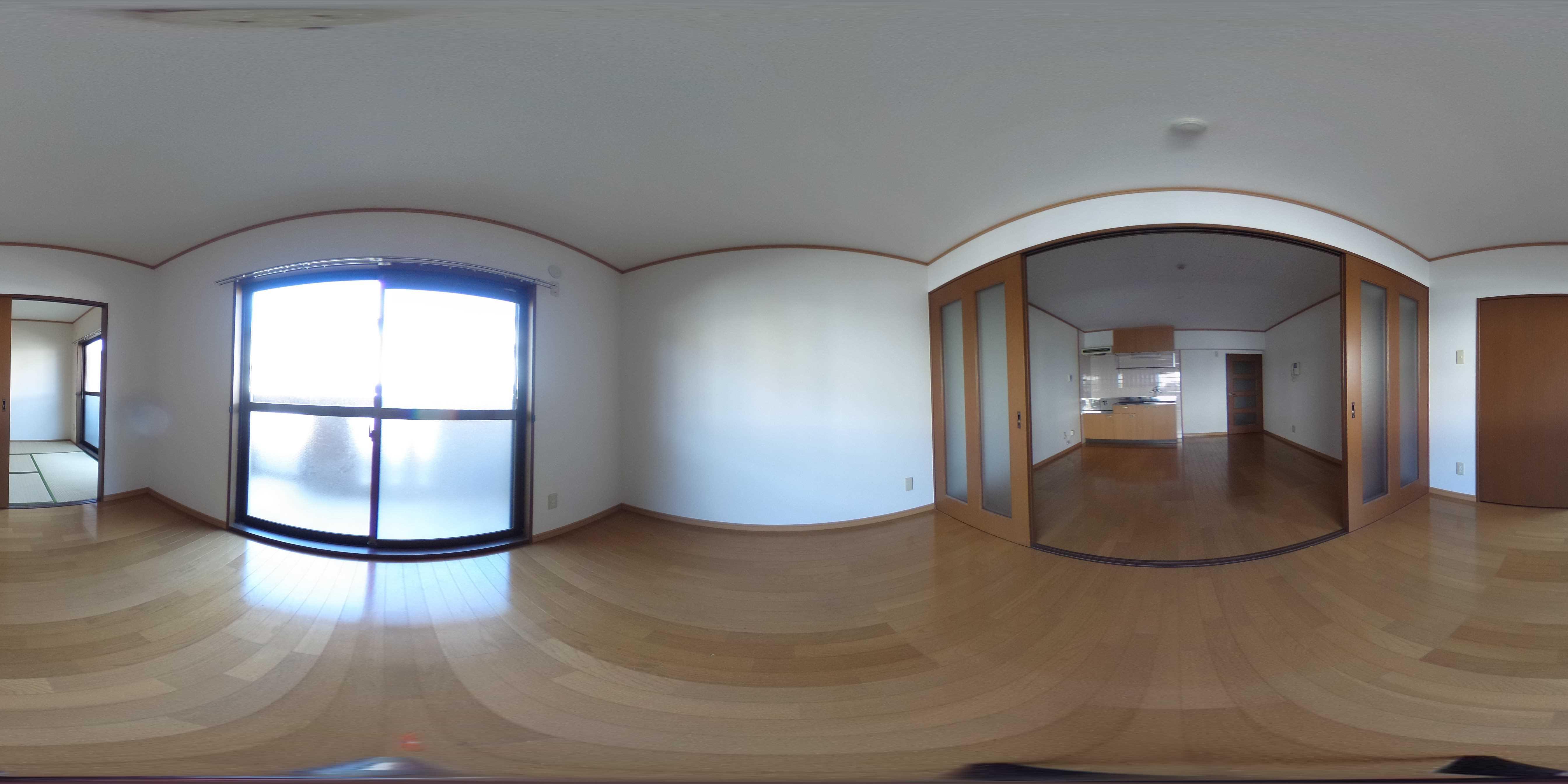 ユーミー平松 洋室
