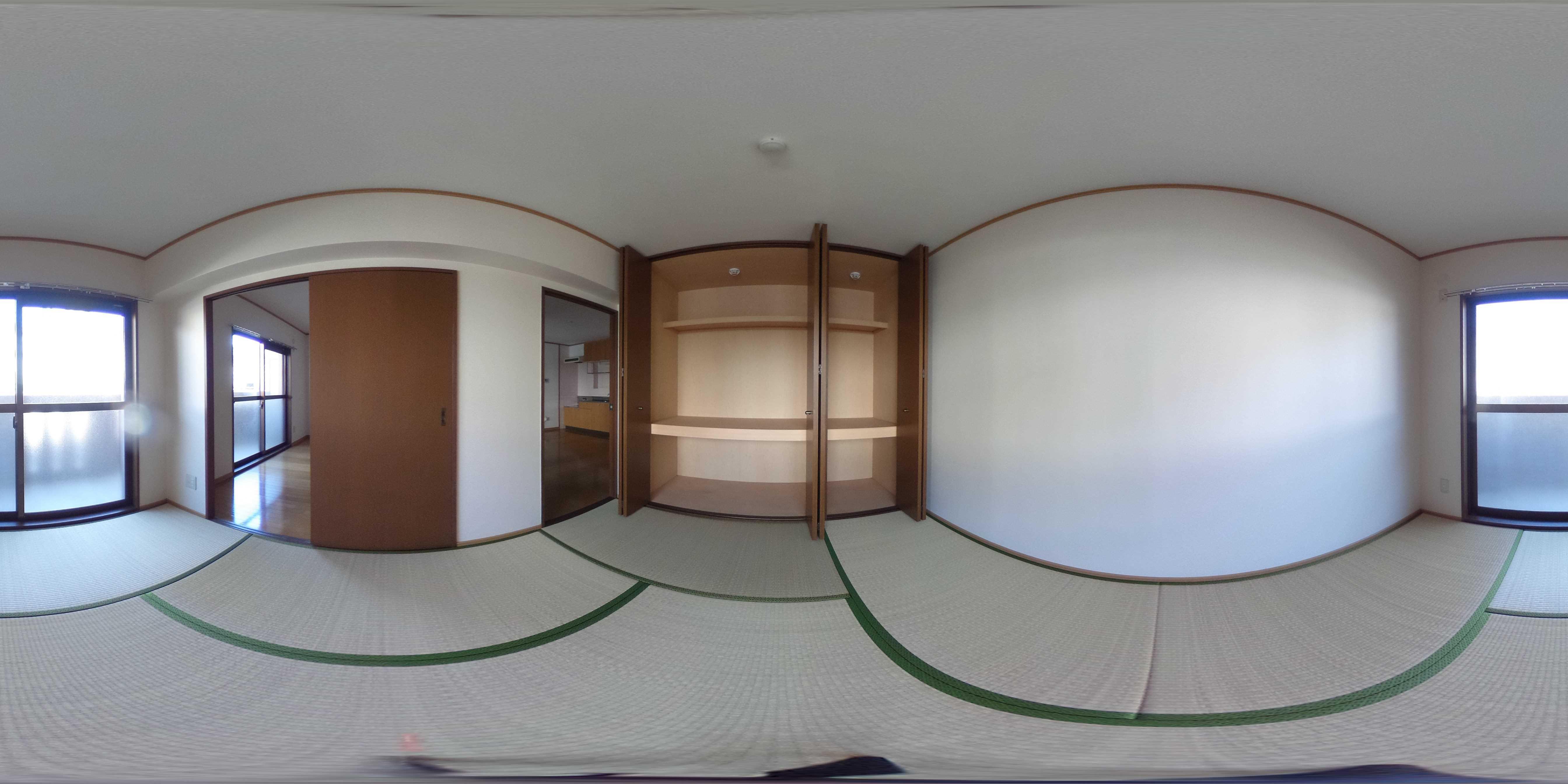 ユーミー平松 和室