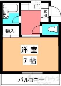 ACTY竹原 間取り
