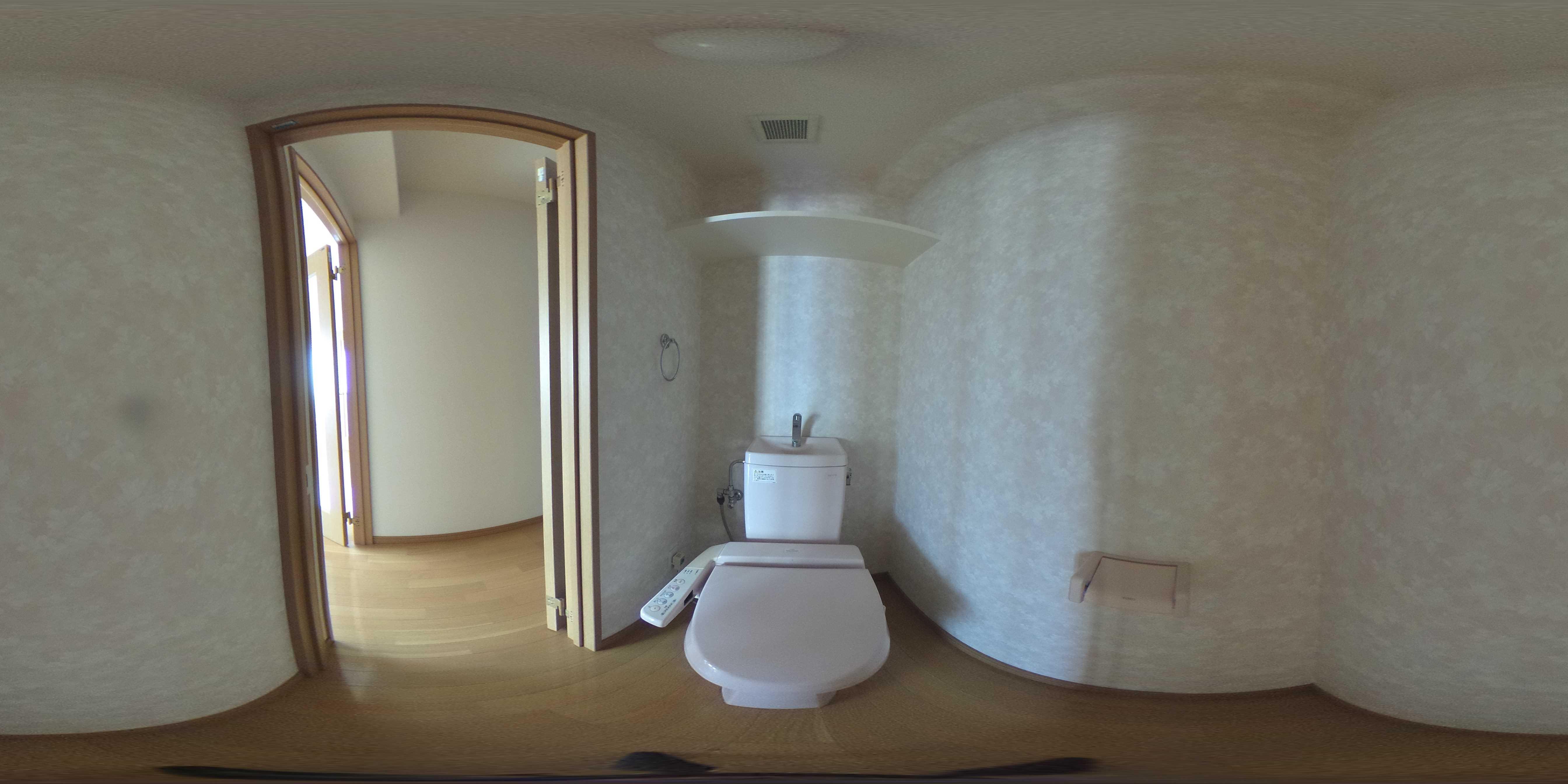 日興ビル持田 トイレ