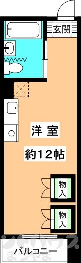 original box 28 間取り