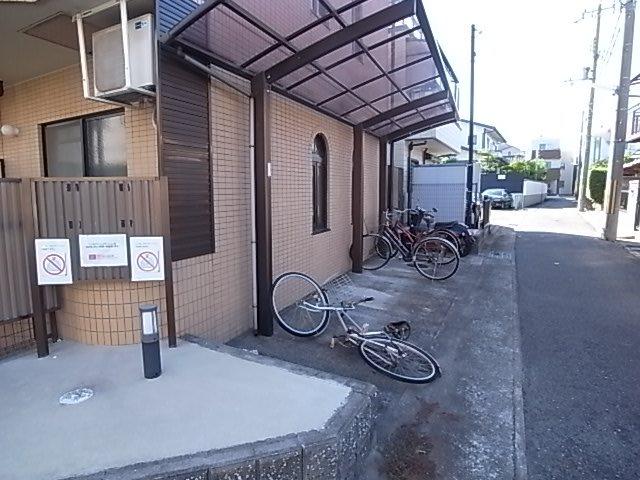 カサイマンション 駐車場