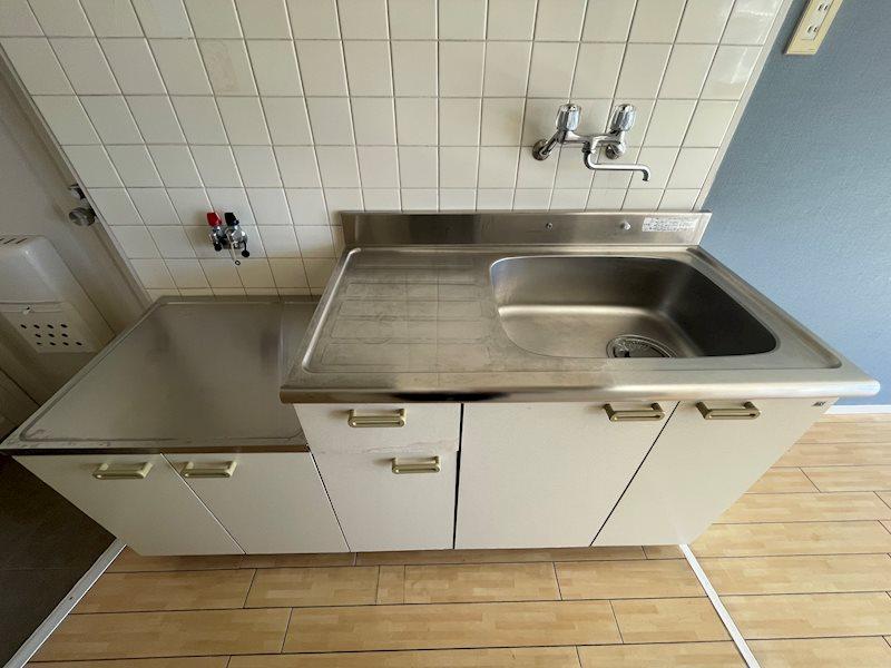 ニッシンハイツ万代 キッチン