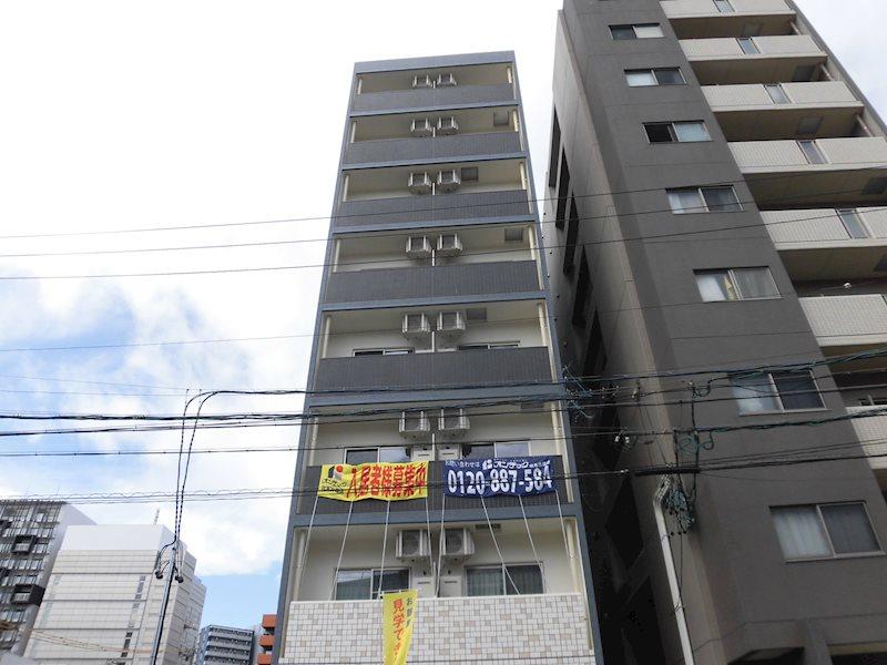 ワイズタワー新栄 302号室 外観