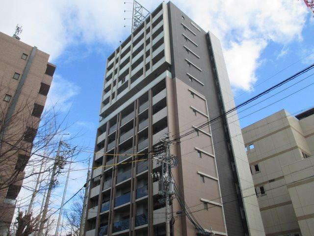 プレミアムコート大須 203号室 外観