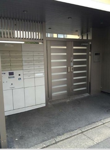 サンフォリス高円寺 エントランス