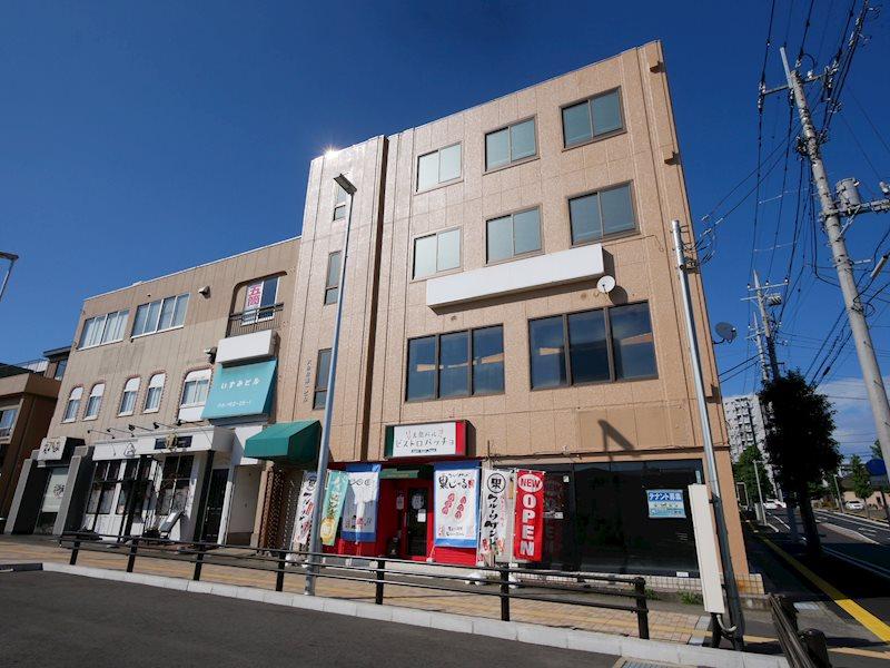 大みか第一ビル 1階東側 外観