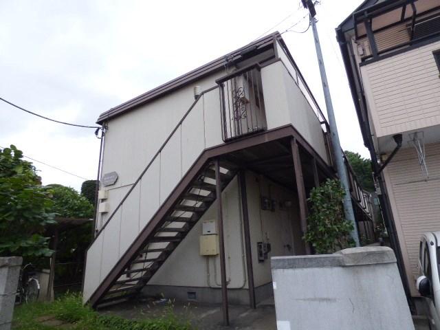 石川ハイツ 201号室 外観