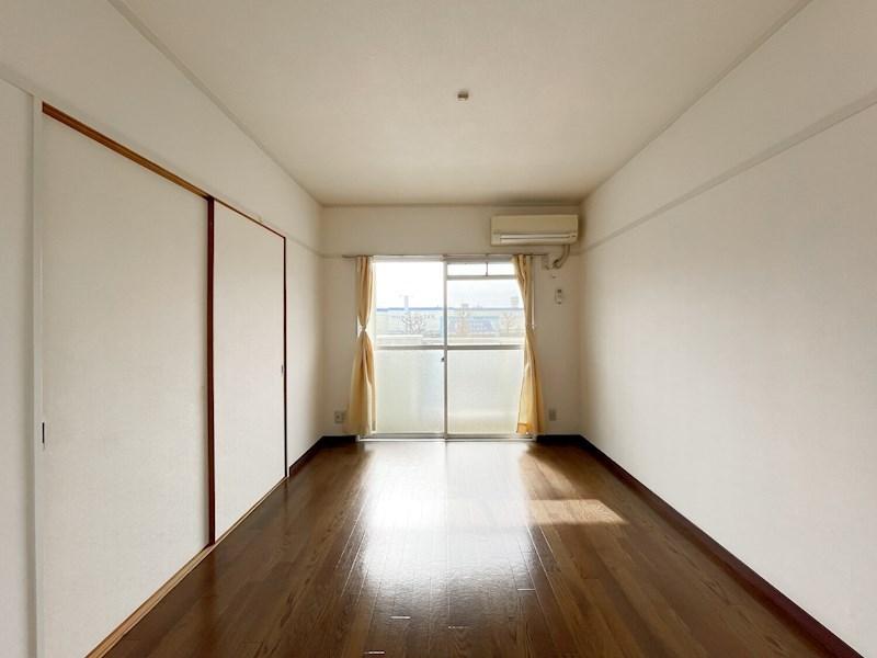 第3入江ビル 東雲壱番館 ベッドルーム