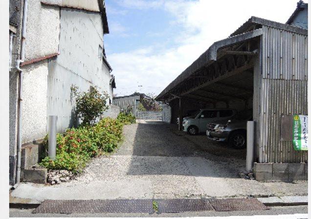菊間町浜882-6駐車場 1号室 外観