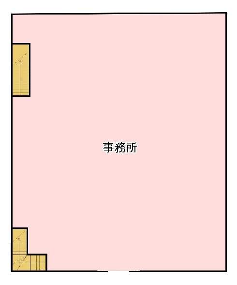 西喜光地町11-41店舗(中央) 間取り