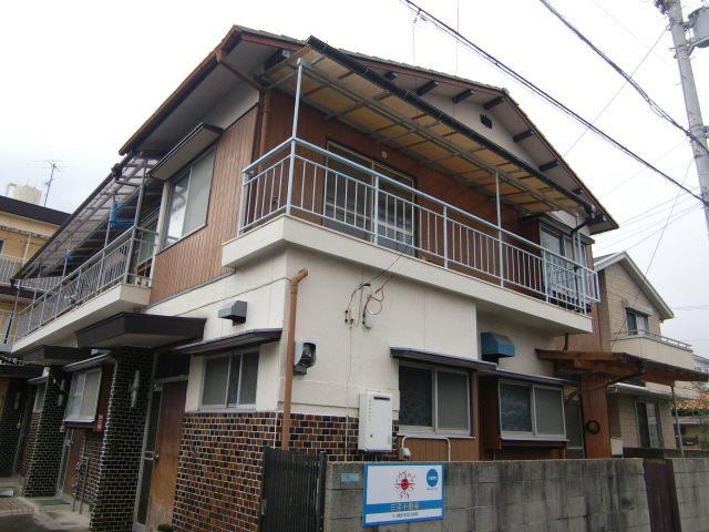 熊田アパート 5号室 外観