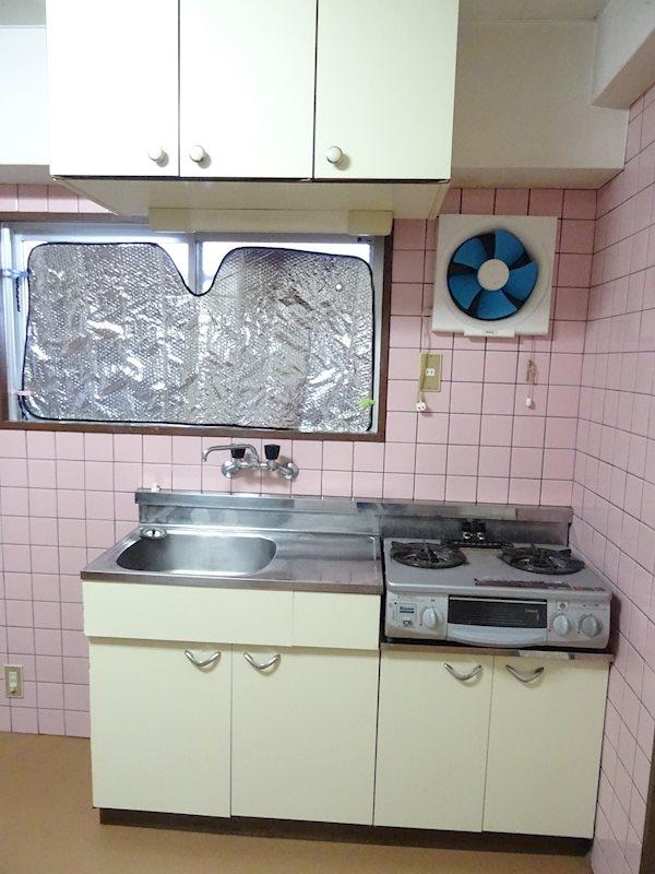 パピヨンM キッチン