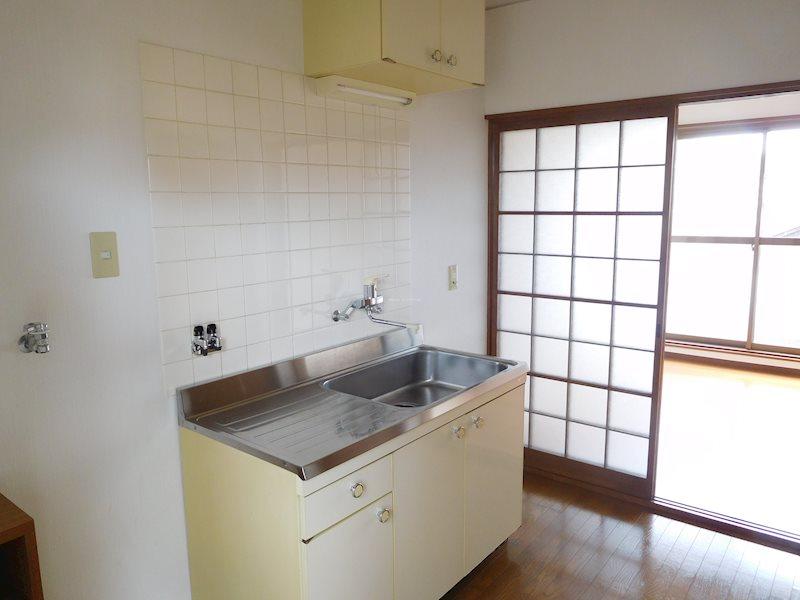 シティハイツムラカミ キッチン