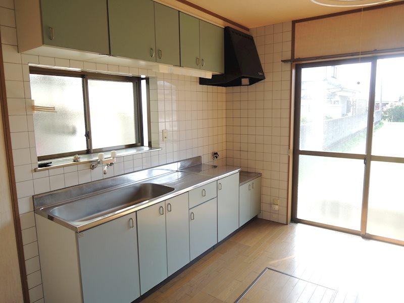 栗林貸家(市坪北)  キッチン