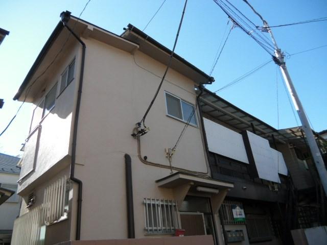松井荘 207号室 外観