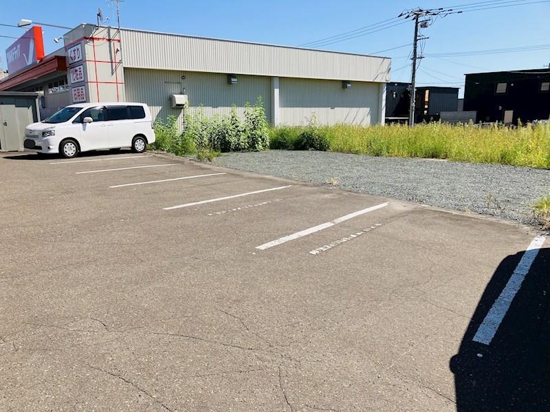 第2ツチヤハイツ 駐車場